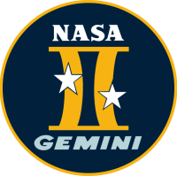 NASA Gemini Patch