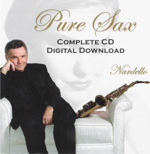 Pure Sax CD Digital Download