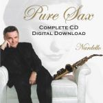 Pure Sax CD Digital Download