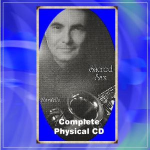 Sacred Sax Complete Physical CD