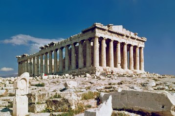 Parthenon a symbol of Greece