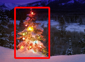 Christmas tree detection project