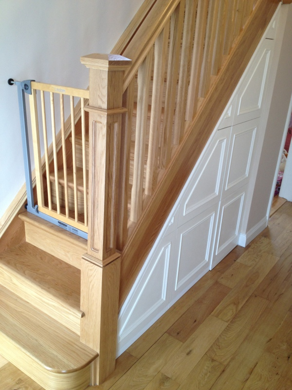 3 Under Stairs Storage ideas for your home  George Quinn Stair Parts Plus