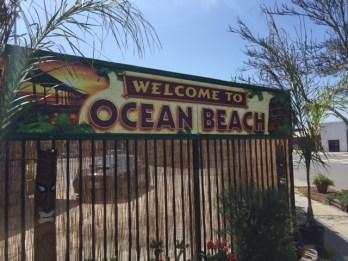Ocean Beach is a beachfront community in San Diego.