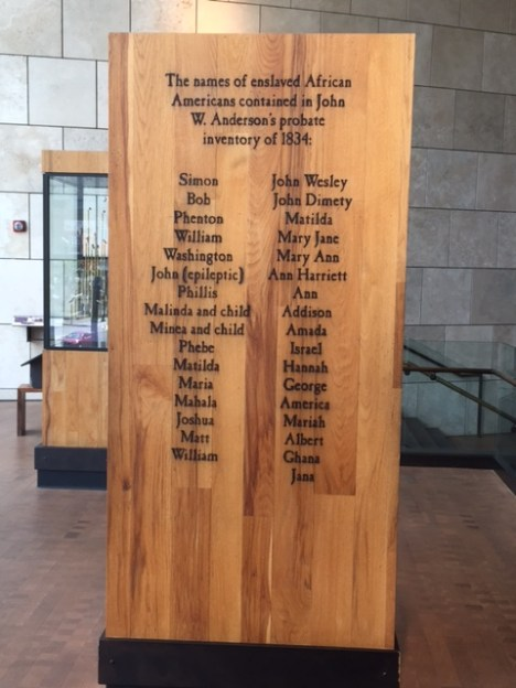CVG.slave names