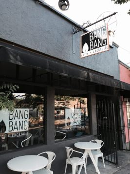 Bang Bang, serving up curry and cocktails in Portland's Beaumont-Wilshire neighborhood.