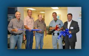 George Regional Hospital Celebrates Labor & Delivery Expansion with Ribbon Cutting and Tours