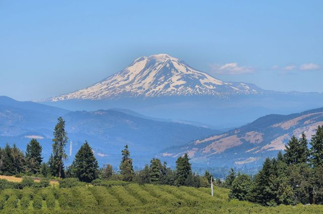 Mt St Helens at Thirty-five