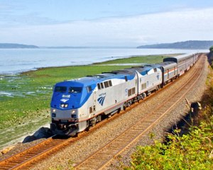 Amtrak keeps chugging along