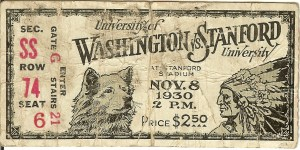 mascot_Washington_vs_Stanford_1930_side1