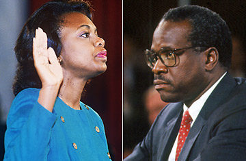 Plus ça change … Anita Hill edition