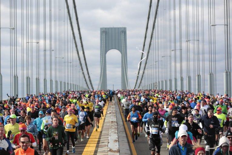 Report from New York Marathon