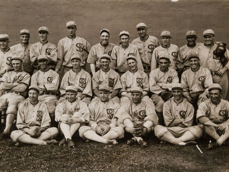 100 Years Ago: Black Sox