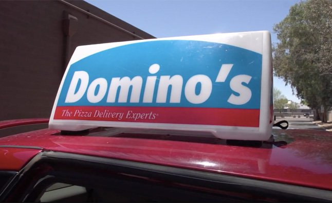 Amazon, the New Domino's?