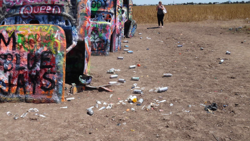 Route 66 Midden