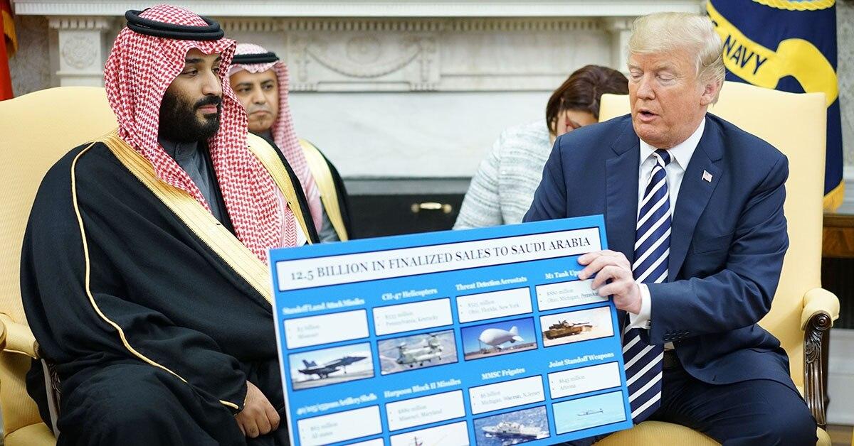 Saudi Arabia: Friend and Ally