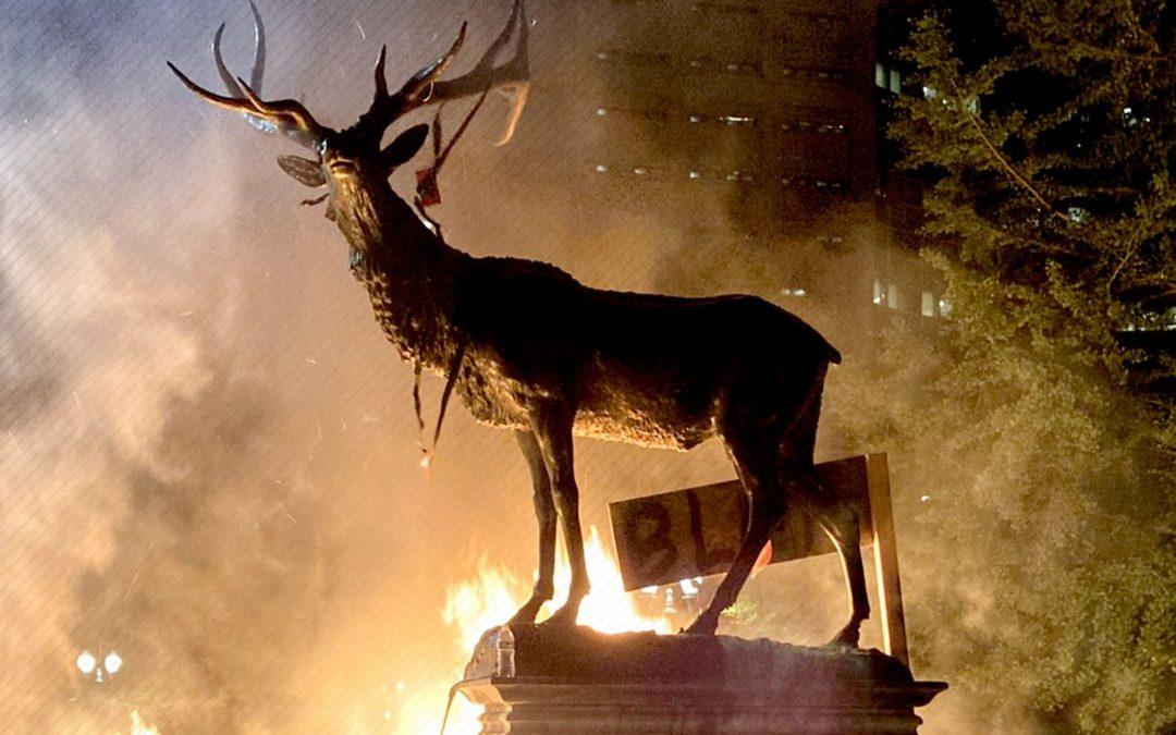 Elk Lives Matter