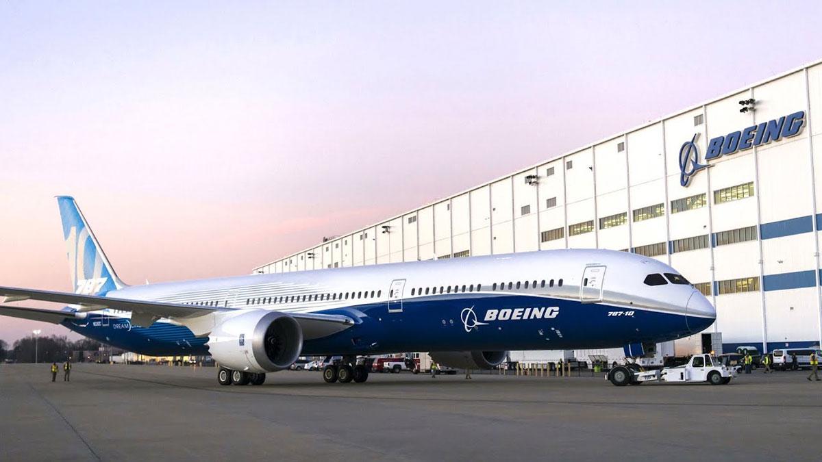 The Boeing Follies