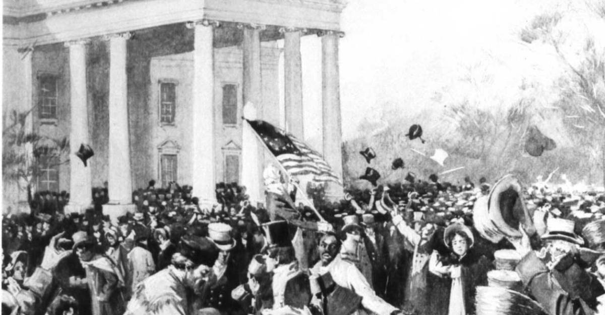 Inauguration Follies