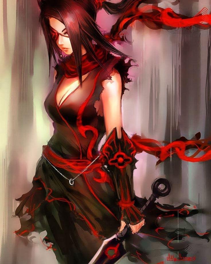 Scarlet ninja! regram @noriz_mia 😍😍😍😍😍😍😍😍😍😍😍 #art #illustration #drawing #draw #Tags4MoreLikes #picture #photography #artist #sketch #sketchbook #paper #pen #pencil #artsy #instaart #beautiful #instagood #gallery #masterpiece #creative #photooftheday #instaartist #graphic #graphics #artoftheday
