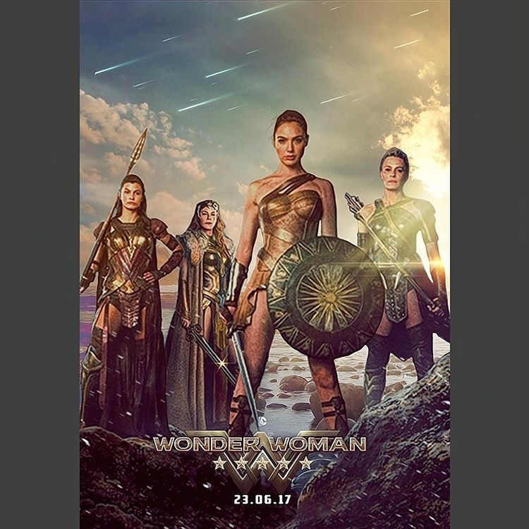 These are great Amazons. regram @messypandas THAT NEW WONDER WOMAN STILL WAS SO BADASS!!! #batman #batmanvsuperman #superman #wonderwoman #dawnofjustice #benaffleck #henrycavill #galgadot #brucewayne #clarkkent #zacksnyder #film #poster #print #art #suicidesquad #dc #comics #superheroes #comicbookmovies #dceu #justiceleague  Patreon.com/messypandas Messypandas@gmail.com Messypandas.com