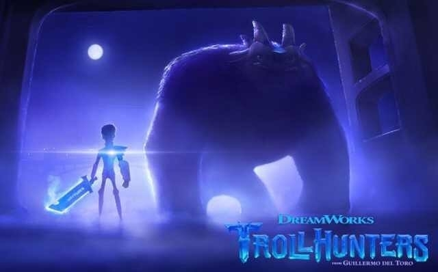 Looks interesting. regram @miflixjunior FIRST LOOK at TROLLHUNTERS  #Trollhunters is about a group of residents in the fictional suburban town of Arcadia who discover that a fantastical world exists beneath their own.  Based on a young adult novel, Dream Works is partnering with Netflix. #movies #animation #video  #movie #film #films #videos #actor #actress #cinema #dvd #amc #instamovies #star #moviestar #photooftheday #hollywood #goodmovie #instagood #flick #flicks #instaflick #instaflicks