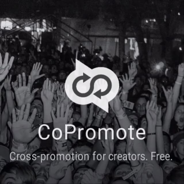 """#regram via @copromote """"#CoPromote adds #Instagram to iOS! Boost & share #Twitter #Tumblr #Vine #YouTube #Instagram posts on the go: http://apple.co/1XZINXA"""""""