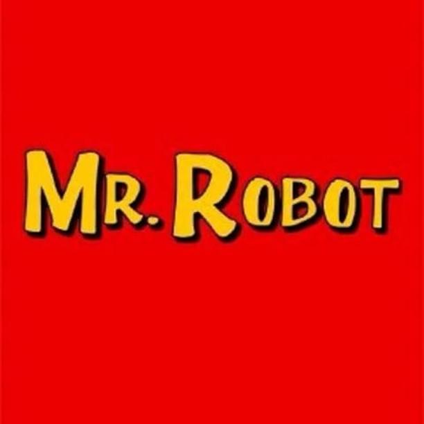 """#regram via @copromote """"That time #mrrobot met #alf"""""""