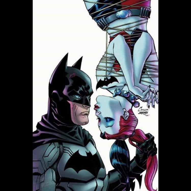Safeword is -Joker- #batman #HarleyQuinn #spidermankiss