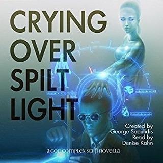 Get it on Audible. regram @audiobub Crying Over Spilt Light. http://www.mythographystudios.com/audiobooks/ #scifi #audiobook #audible #greece #muse #physics #thriller #sciencefiction #mustread #amazon #novelaudio #bibliophile #reading #athens