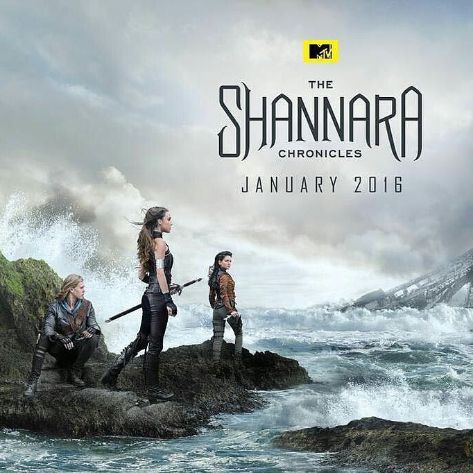 Shannara Chronicles. This is actually interesting.  #Repost @nanikuan ・・・ Shannara Chronicle!! 😍😍😍😍😍/5  Didn't know there was a show that interest me so much 😚😚 It's about a girl who is trying to follow her destiny 😭 Can't wait for what is happening next 😩🤔 #fantasy #shouldwatch #bestshow #shannarachronicles #shannarachroniclesseason1 #netflix