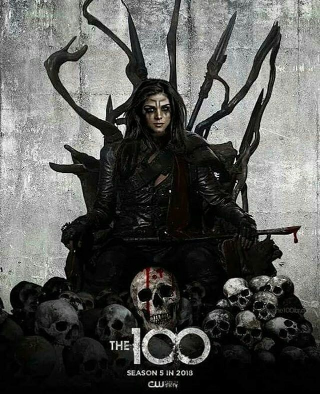 Kill them all, Octavia, you tiny psycho barbarian you.  Repost @octaviamyqueen ・・・ And now wait season 5  Credit:《?》 Fc: 4671 – Hope you enjoy  – – – #the100 #the100cw #thehundred #the100season4 #clarkegriffin #elizataylor #l4l  #octaviablake #marieavgeropoulos #octavia #ravenreyes #lindseymorgan #lexa #alyciadebnamcarey #richardharmon #l4f #johnmurphy #montygreen #christopherlarkin #lexacommander #jasperjordan #devonbostick #bellamyblake #bobmorley #clexa #octaven #bellarke #linctavia #the100edits