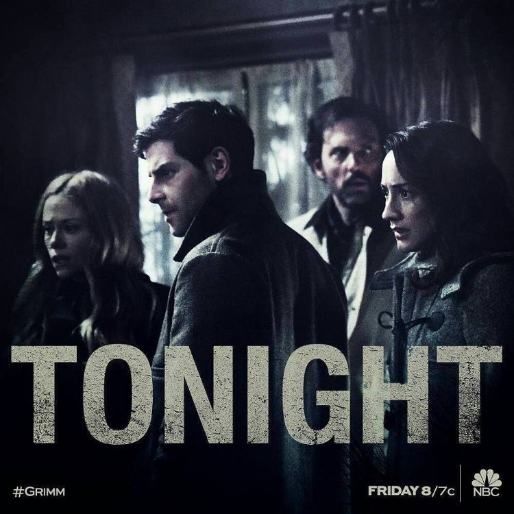 Grimm ended up being quite good. Mature, ugly at times, funny and self-referential at others. I enjoyed it. Season 6 was a let down, after the climax at season 5 everything was reset back to silly monster of the week stuff. Should have been 5 episodes long, cause the finale was quite good. Classic Hollywood filler woes. Mad props for concluding the series, even if it was rushed.  #Repost @nbcgrimm ・・・ It's all led to this. Don't miss the epic series finale of #Grimm tonight at 8/7c on @nbc.