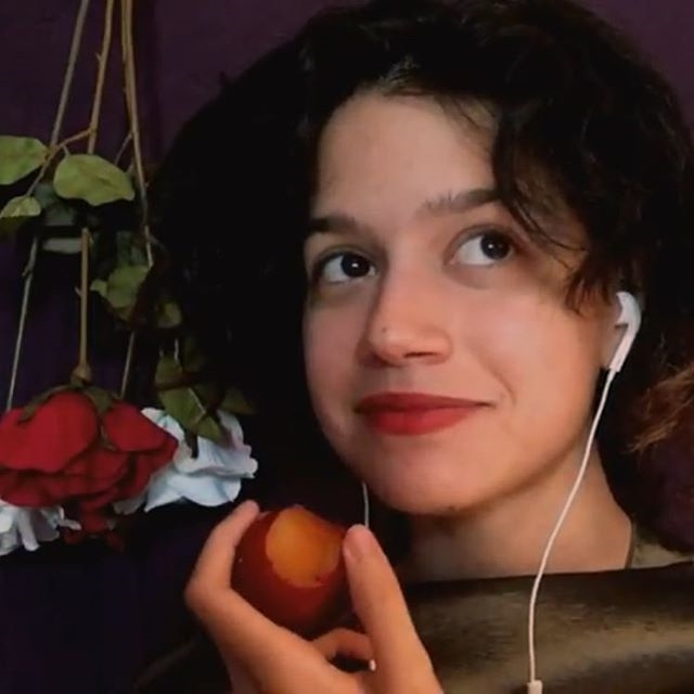 Angelica is simply brilliant, definitely one of the smartest girls I've seen online. Love her dark humor. Search for Angelica ASMR on youtube. Regram follow 📣 @angelicaslabyrinth #asmr #youtuber #creator #history #art #funny #blackhumor #follow