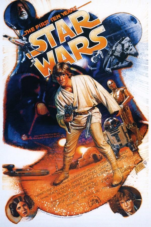 Drew Struzan Star Wars