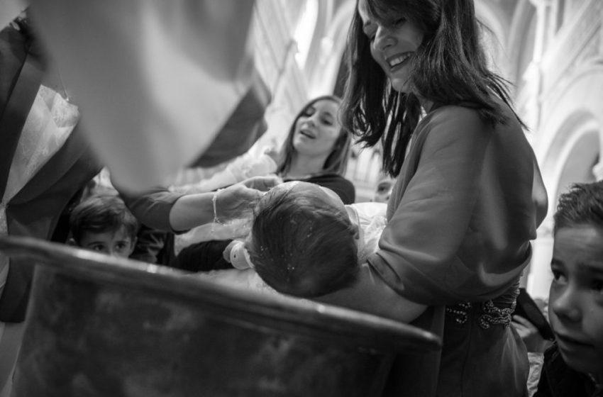 Un baptême et un beau mariage en famille en bord de mer à Sanary