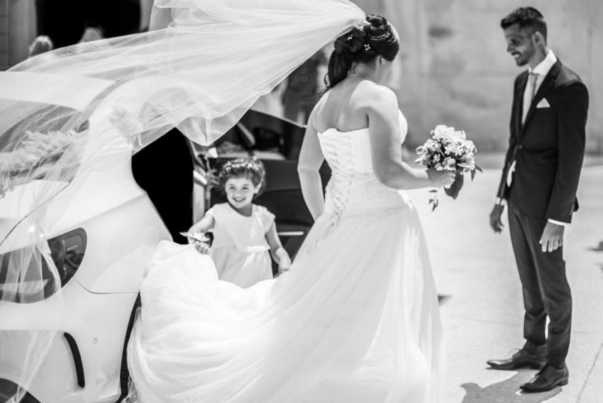 Un mariage au Dolce Vita à Carnoux