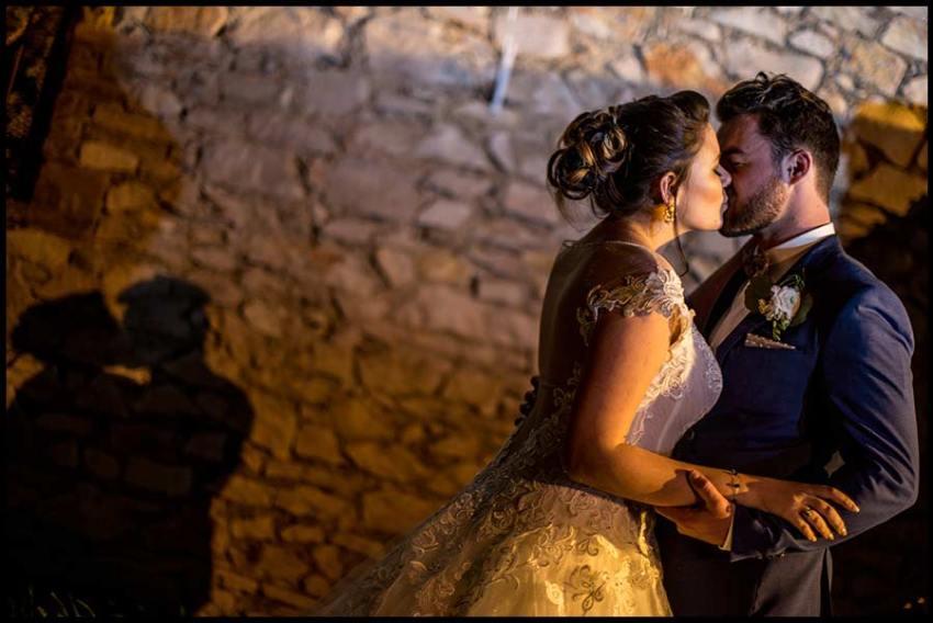 Mariage au domaine du moulin d'Orgon Photographe Georges Panossian
