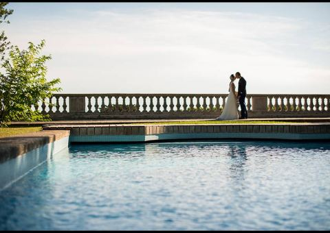 Mariage à la Villa Talabot à Marseille