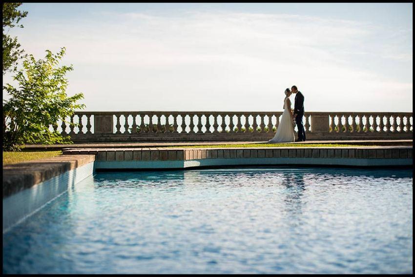 mariage à La Villa Talabot