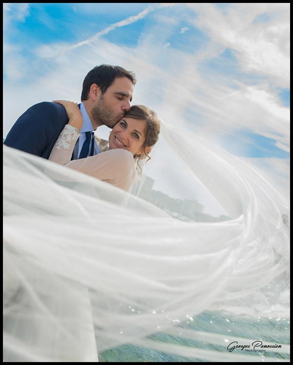 un beau mariage juif au domaine de la Baratonne