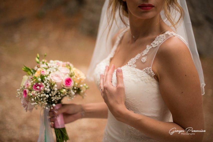 Mariage en Provence- Gemenos-Cassis-Marseille-Toulon