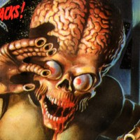 Mars Attacks Wallpapers