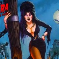 Elvira Comic Wallpaper