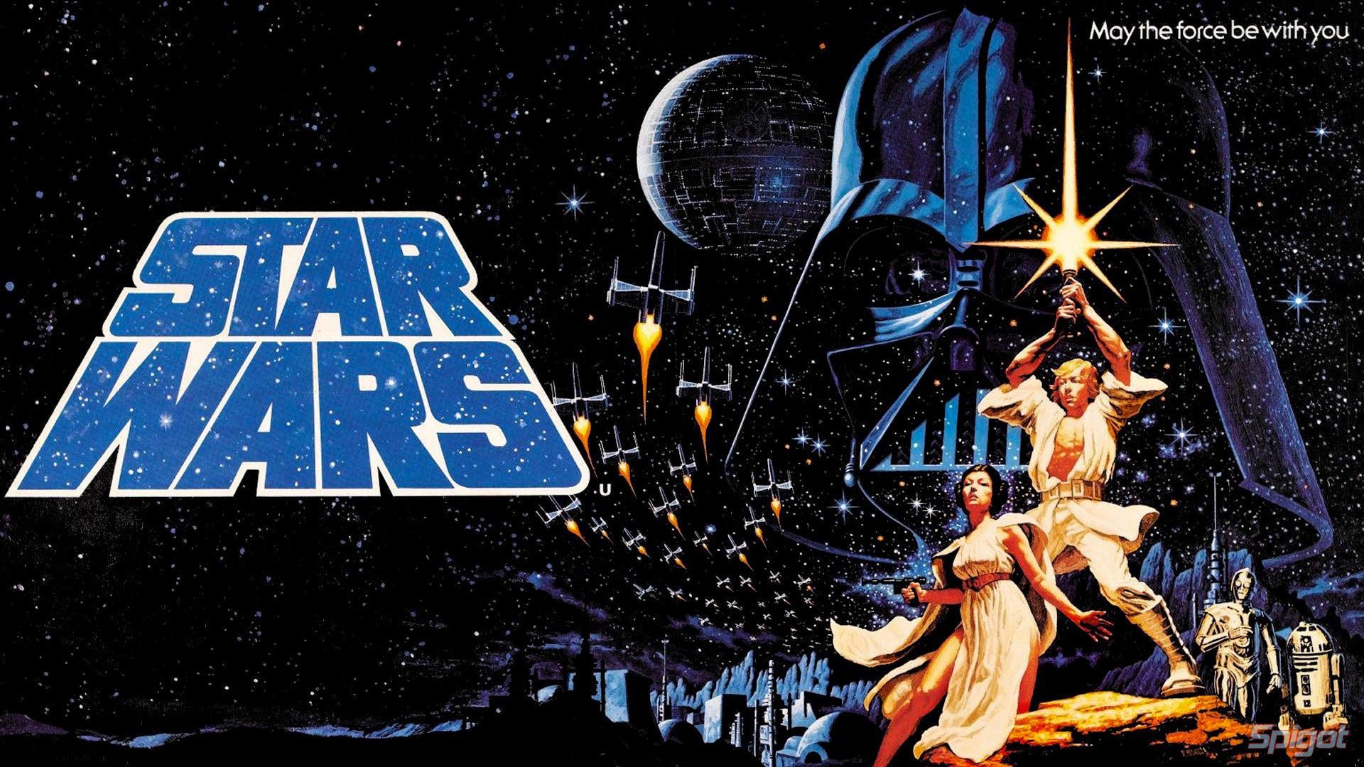 Star Wars  George Spigot's Blog