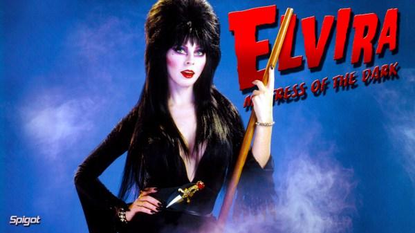 Elvira Wallpaper George Spigot'
