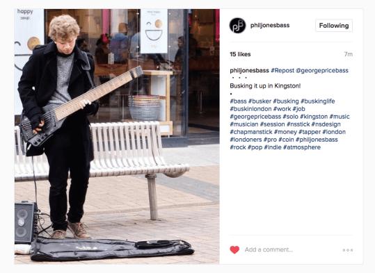 PhilJonesBass Instagram
