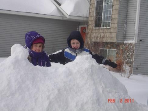 snow mountain 2011