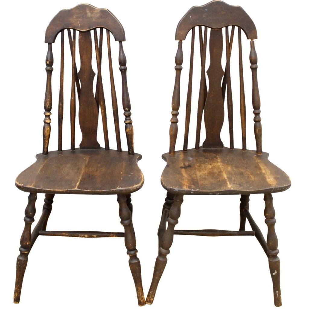 antique windsor chairs chair covers amazon the democratic seat georgetowner a pair splat tapered back