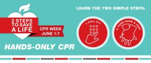 Georgetown Fire Department to Take Part in CPR Awareness Week